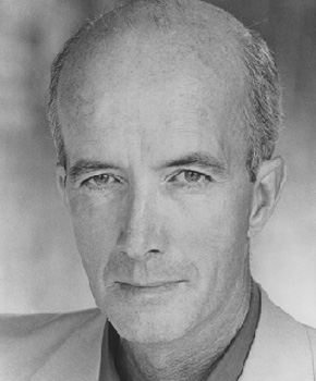 Headshot of patron Clive Merrison.