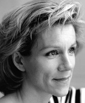 Headshot of patron Juliet Stevenson CBE.